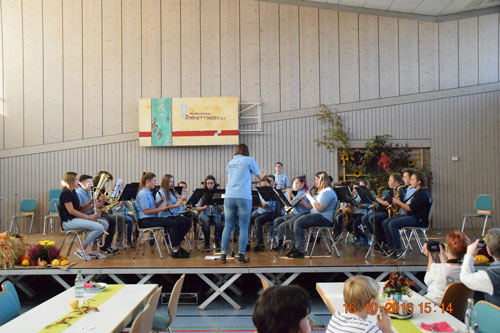 Jugendvorspiel 2016 in Dormettingen